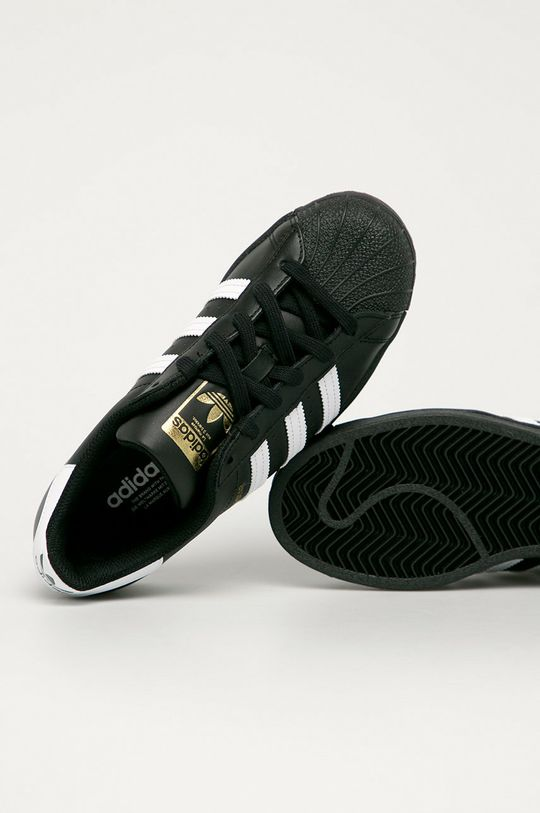 adidas Originals - Kožená obuv Superstar Detský