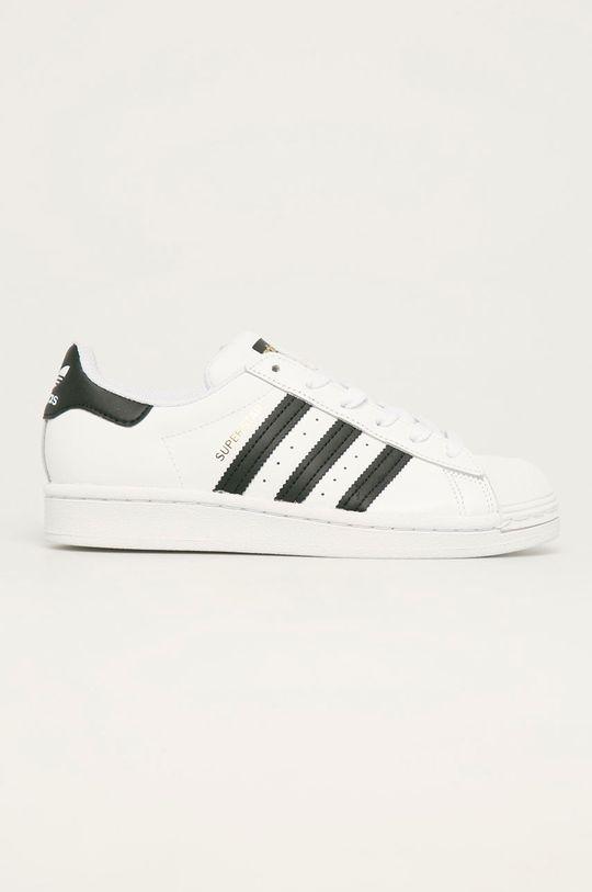 biały adidas Originals - Buty dziecięce Superstar Dziecięcy