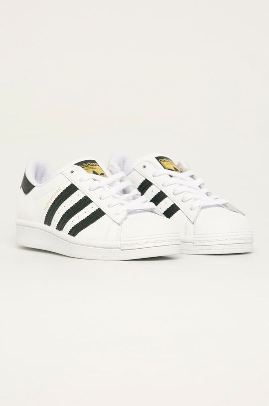 adidas Originals - Buty dziecięce Superstar biały