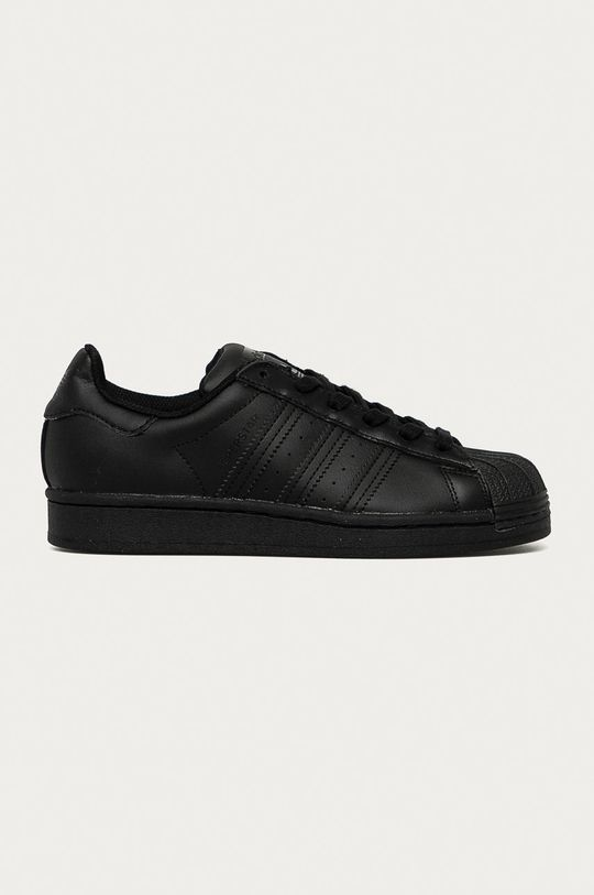 černá adidas Originals - Dětské boty Superstar Dětský