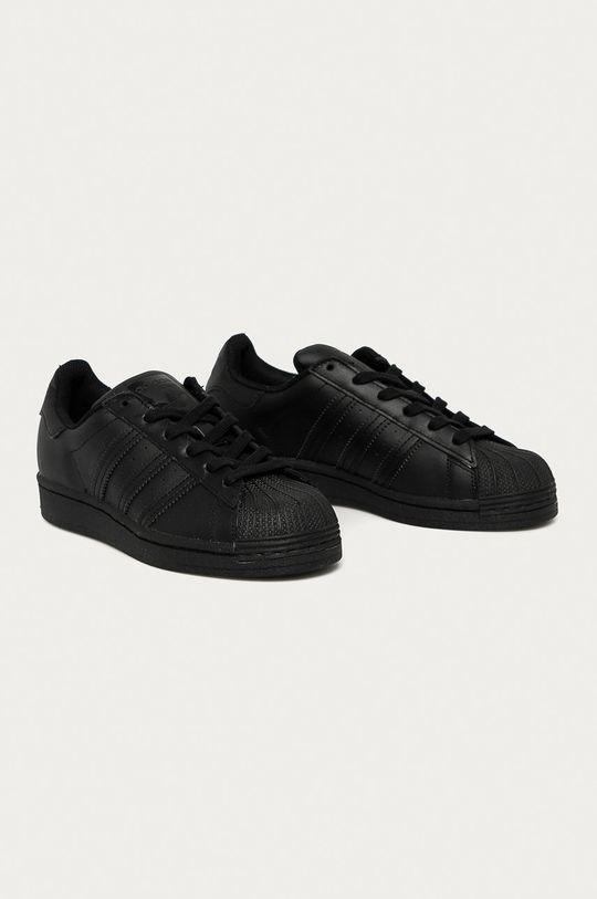 adidas Originals - Dětské boty Superstar černá