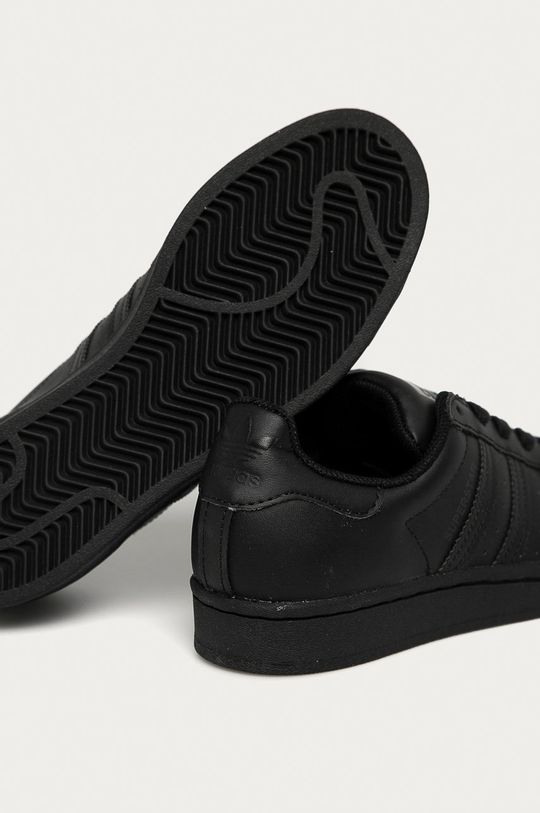 adidas Originals - Dětské boty Superstar  Svršek: Umělá hmota, Přírodní kůže Vnitřek: Textilní materiál Podrážka: Umělá hmota