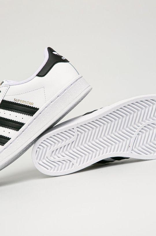 adidas Originals - Dětské kožené boty Superstar Dětský