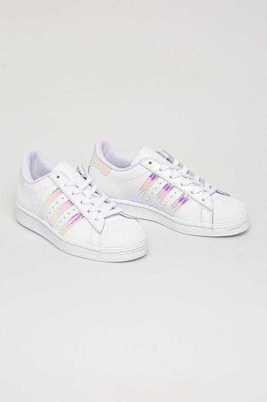 adidas Originals - Pantofi copii Superstar alb