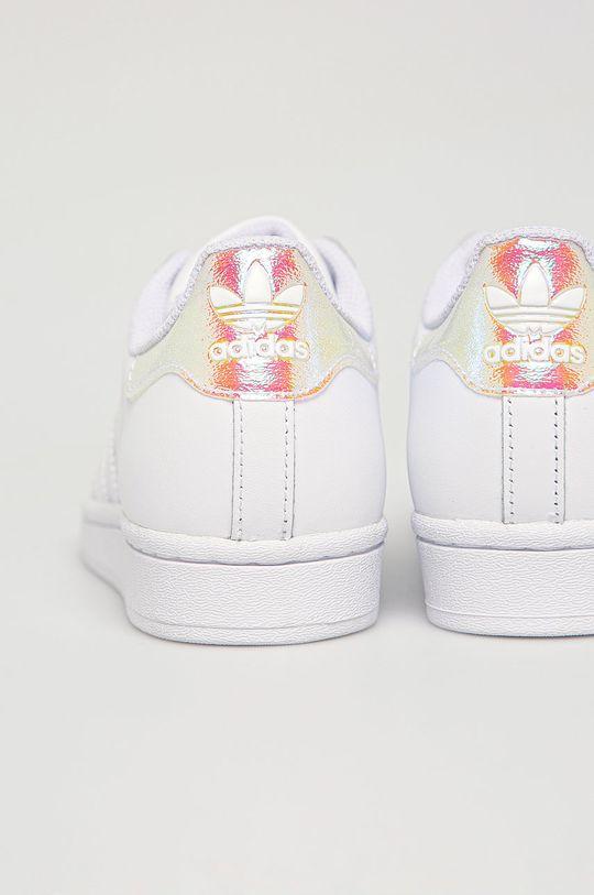 adidas Originals - Pantofi copii Superstar  Gamba: Material sintetic, Piele naturala Interiorul: Material textil Talpa: Material sintetic