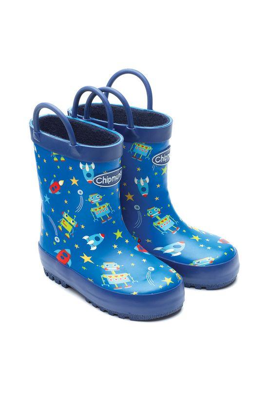 albastru Chipmunks - Cizme copii Robbie De copii