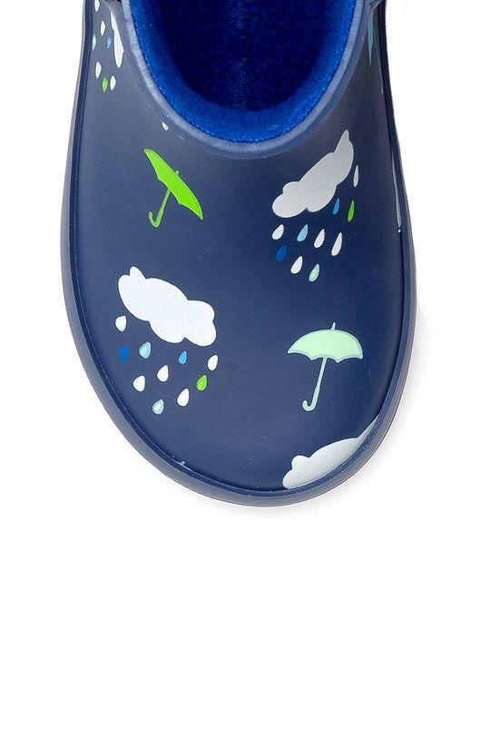 granatowy Chipmunks - Kalosze dziecięce Rain