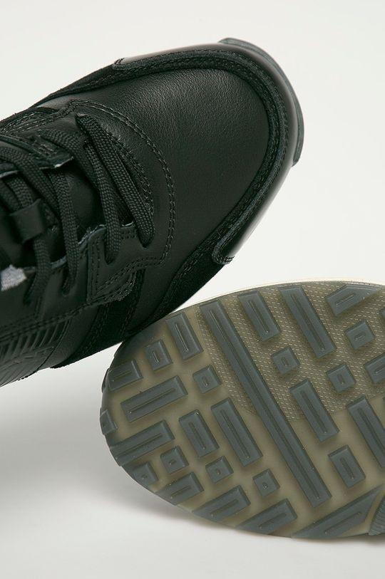 czarny Gant - Buty skórzane Garold