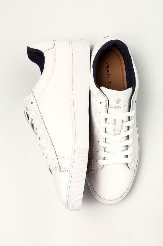 biały Gant - Buty skórzane Mc Julien