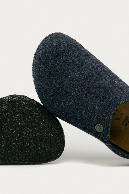 Birkenstock - Papuci de casa Zermatt River  Gamba: Material textil Interiorul: Material textil, Piele naturala Talpa: Material sintetic