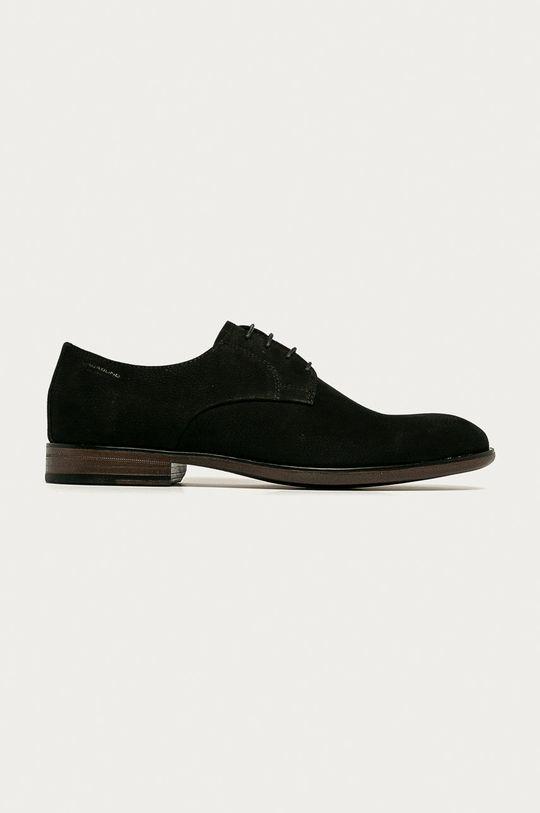 negru Vagabond - Pantofi de piele De bărbați
