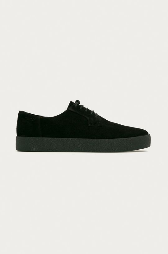negru Vagabond - Pantofi de piele Luis De bărbați