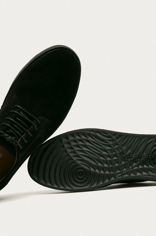 negru Vagabond - Pantofi de piele Luis
