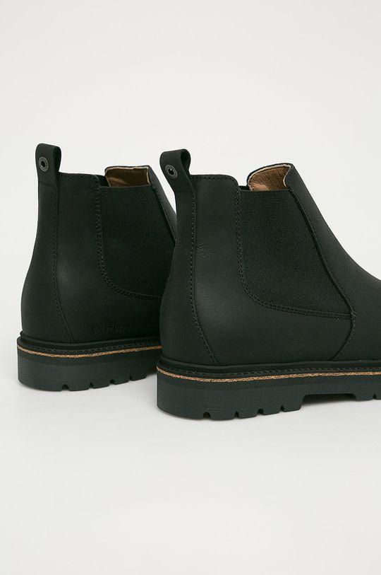 Birkenstock - Kožené kotníkové boty Stalon  Svršek: Přírodní kůže Vnitřek: Umělá hmota, Přírodní kůže Podrážka: Umělá hmota