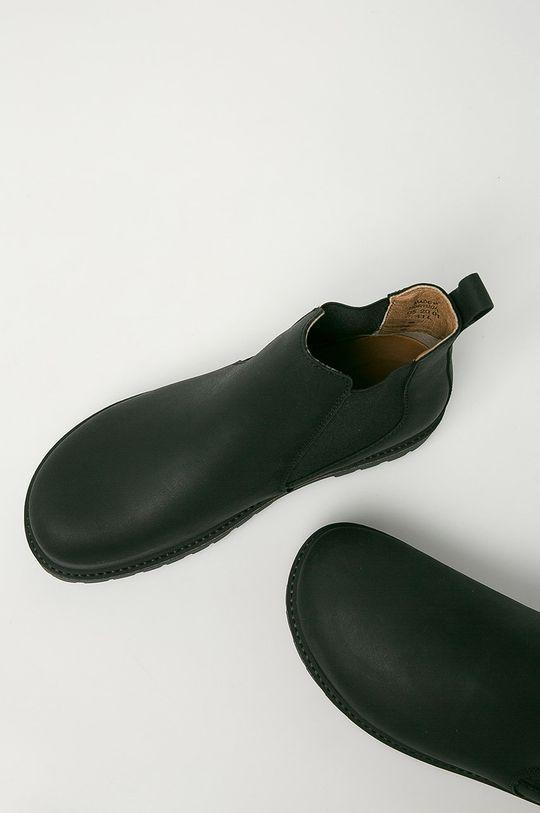 Birkenstock - Kožené kotníkové boty Stalon Pánský