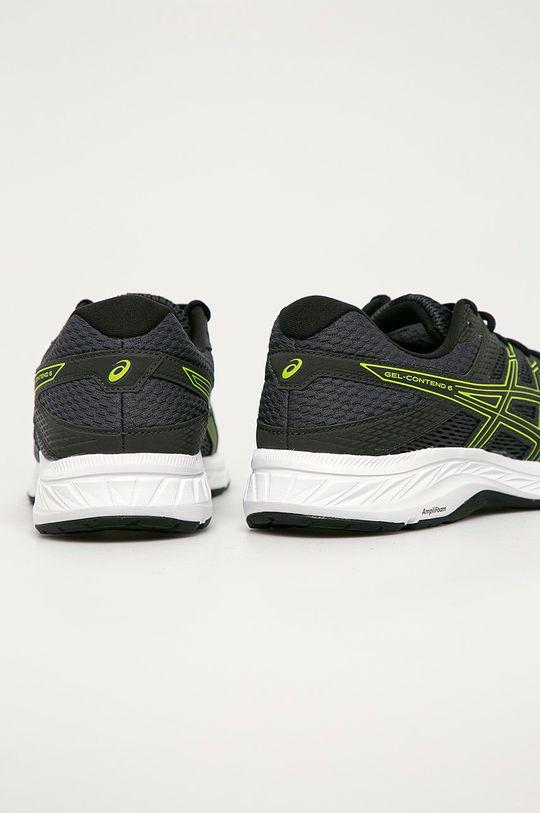 Asics - Pantofi Gel Contend 6  Gamba: Material sintetic, Material textil Interiorul: Material textil Talpa: Material sintetic