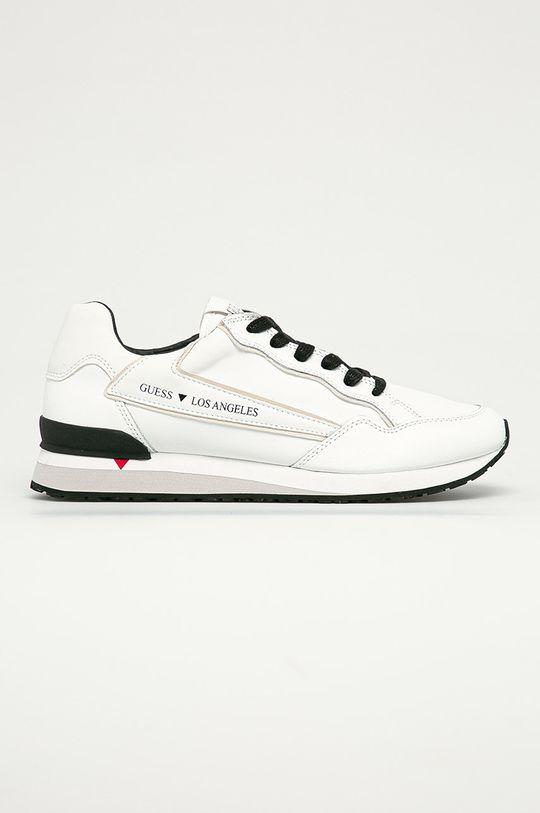 alb Guess Jeans - Pantofi De bărbați