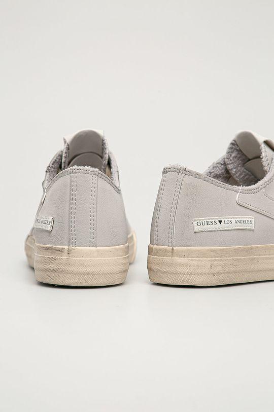 Guess Jeans - Tenisky  Svršek: Umělá hmota Vnitřek: Textilní materiál Podrážka: Umělá hmota