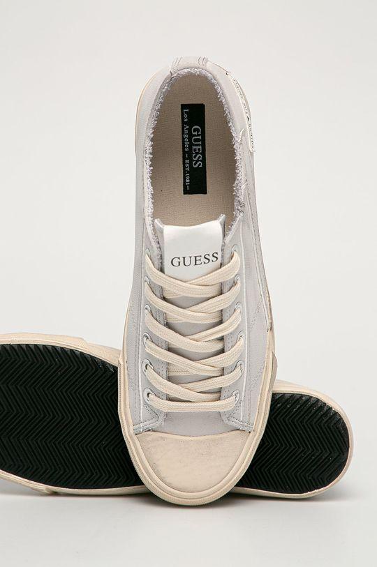 světle šedá Guess Jeans - Tenisky