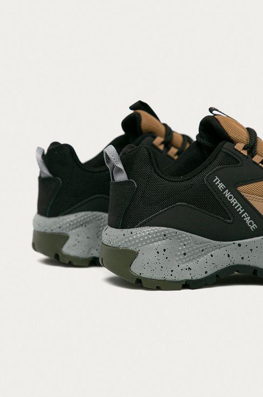 The North Face - Pantofi Escape Crest  Gamba: Material textil, Piele naturala Interiorul: Material textil Talpa: Material sintetic