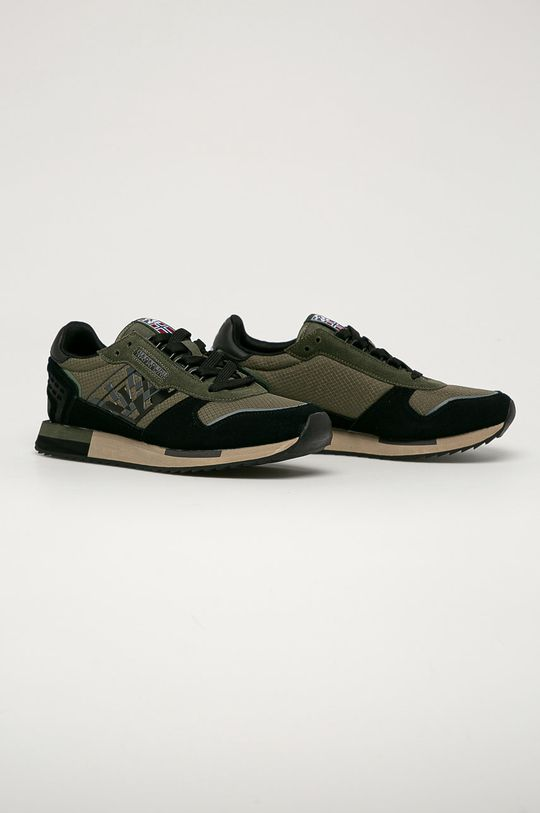 Napapijri - Pantofi verde inchis