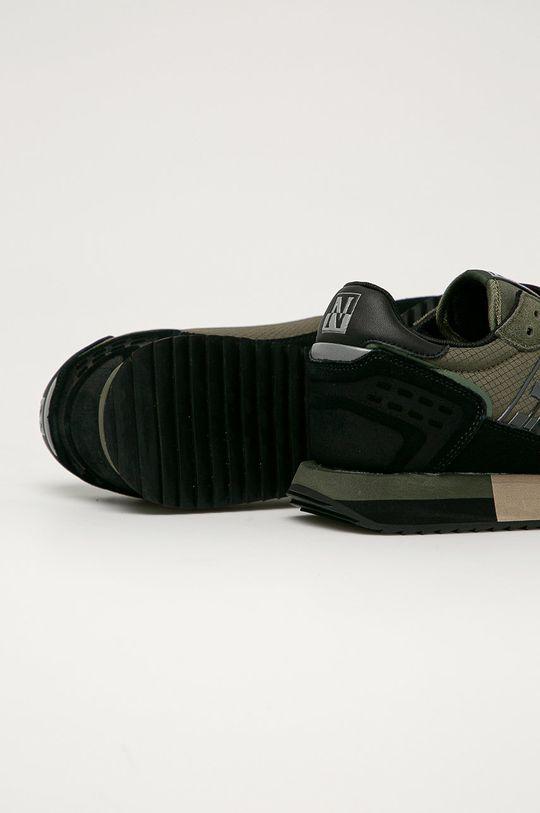 Napapijri - Pantofi  Gamba: Material sintetic, Material textil, Piele intoarsa Interiorul: Material textil Talpa: Material sintetic