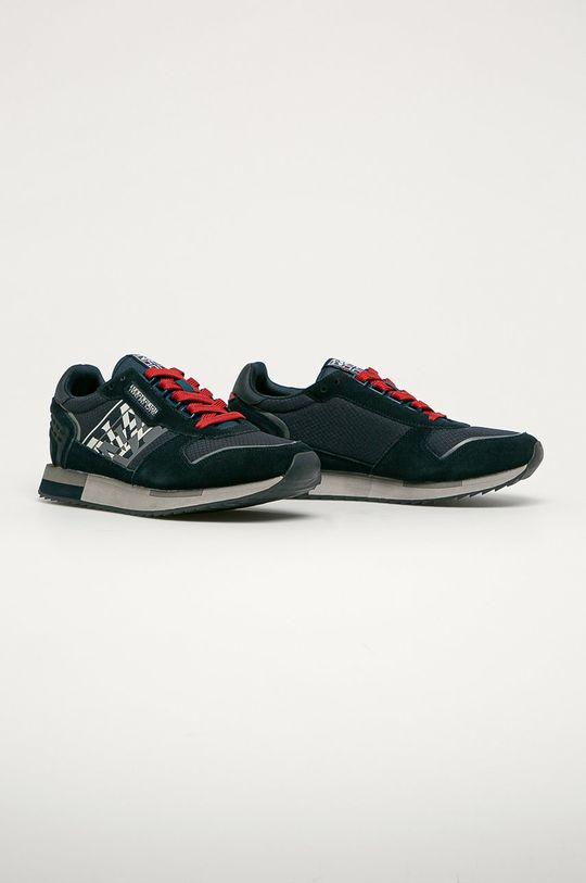 Napapijri - Pantofi bleumarin