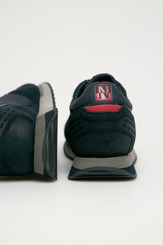 Napapijri - Pantofi  Gamba: Material textil, Piele intoarsa Interiorul: Material textil Talpa: Material sintetic