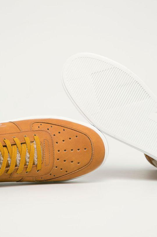 maro auriu Tommy Hilfiger - Pantofi