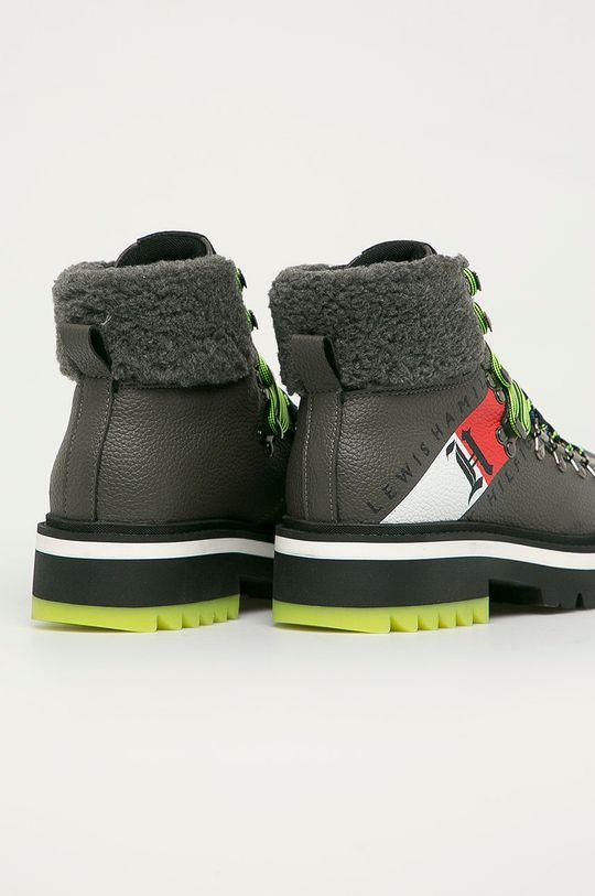 Tommy Hilfiger - Členkové topánky x Lewis Hamilton  Zvršok: Syntetická látka, Textil Vnútro: Syntetická látka, Textil Podrážka: Syntetická látka