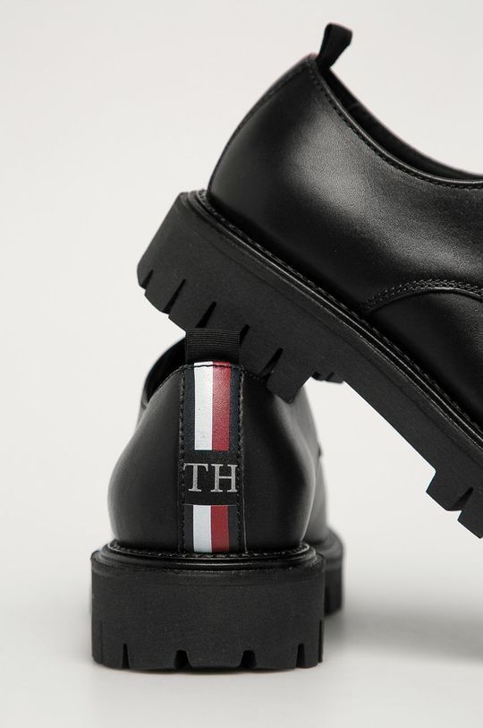 Tommy Hilfiger - Pantofi de piele  Gamba: Piele naturala Interiorul: Material textil, Piele naturala Talpa: Material sintetic