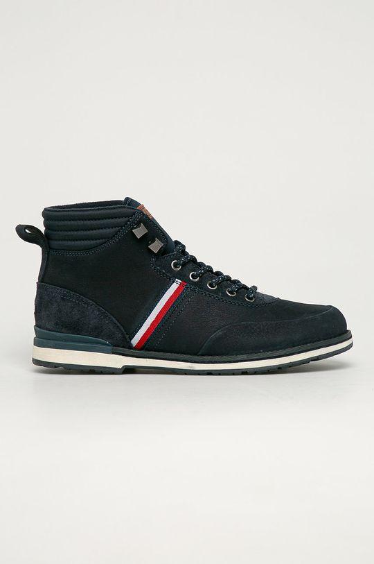 bleumarin Tommy Hilfiger - Pantofi De bărbați