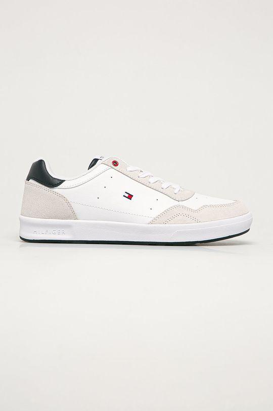 alb Tommy Hilfiger - Pantofi De bărbați