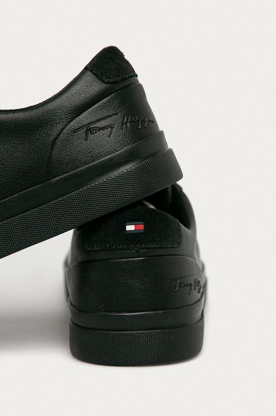 Tommy Hilfiger - Кожаные ботинки  Голенище: Синтетический материал, Натуральная кожа Внутренняя часть: Текстильный материал Подошва: Синтетический материал