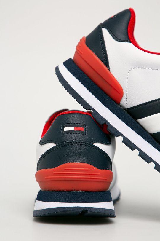 Tommy Jeans - Kožená obuv  Zvršok: Prírodná koža Vnútro: Textil Podrážka: Syntetická látka