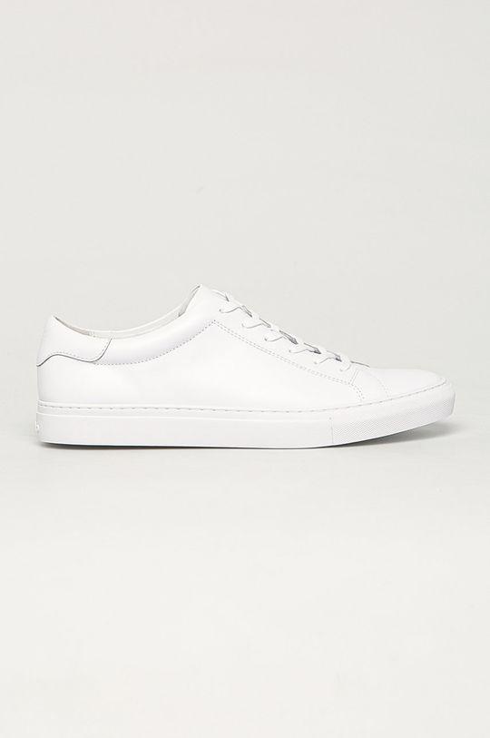 bílá Polo Ralph Lauren - kožené boty Pánský