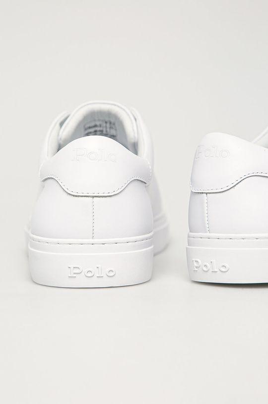 Polo Ralph Lauren - kožené boty <p>  Svršek: Přírodní kůže  Vnitřek: Přírodní kůže  Podrážka: Umělá hmota</p>