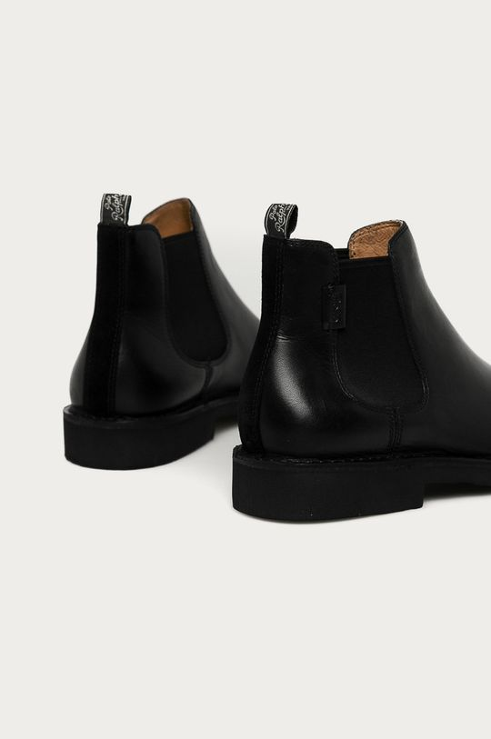 Polo Ralph Lauren - Kožené kotníkové boty  Svršek: Přírodní kůže Vnitřek: Přírodní kůže Podrážka: Umělá hmota