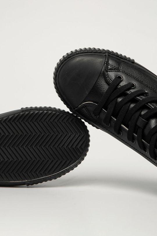 čierna Guess Jeans - Tenisky