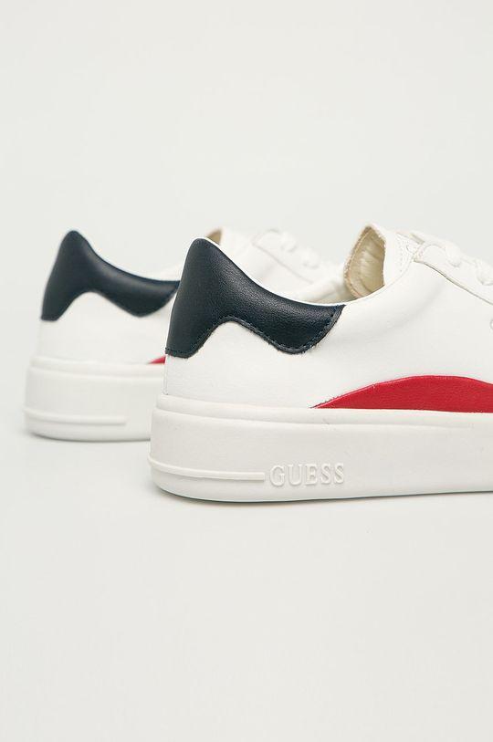 Guess Jeans - Pantofi  Gamba: Material sintetic, Piele naturala Interiorul: Material sintetic, Material textil Talpa: Material sintetic