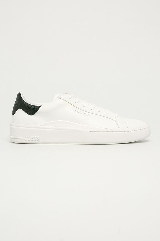 biały Guess Jeans - Buty Męski
