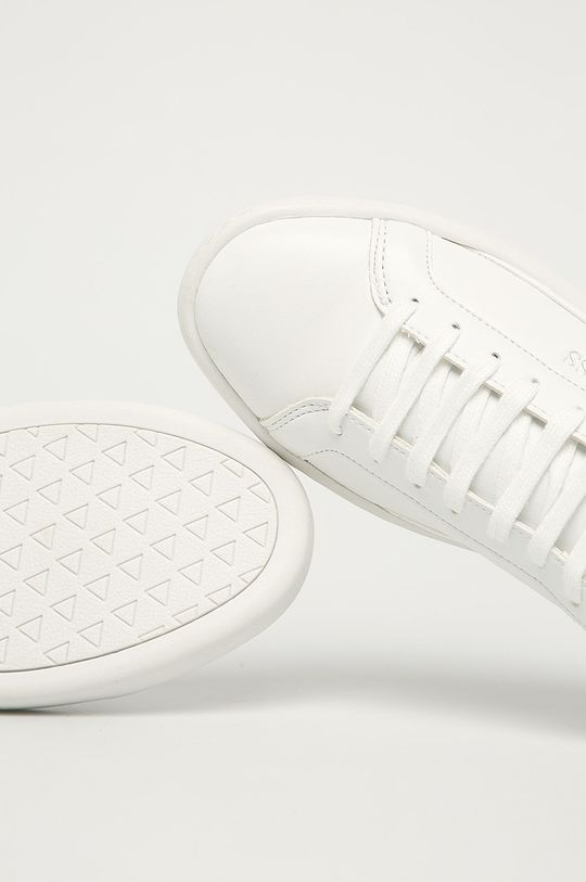 biały Guess Jeans - Buty
