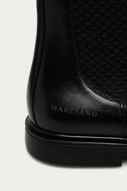 Marciano Guess - Kožené kotníkové boty Pánský
