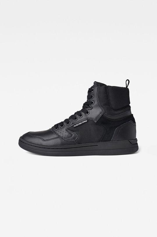 čierna G-Star Raw - Topánky Pánsky
