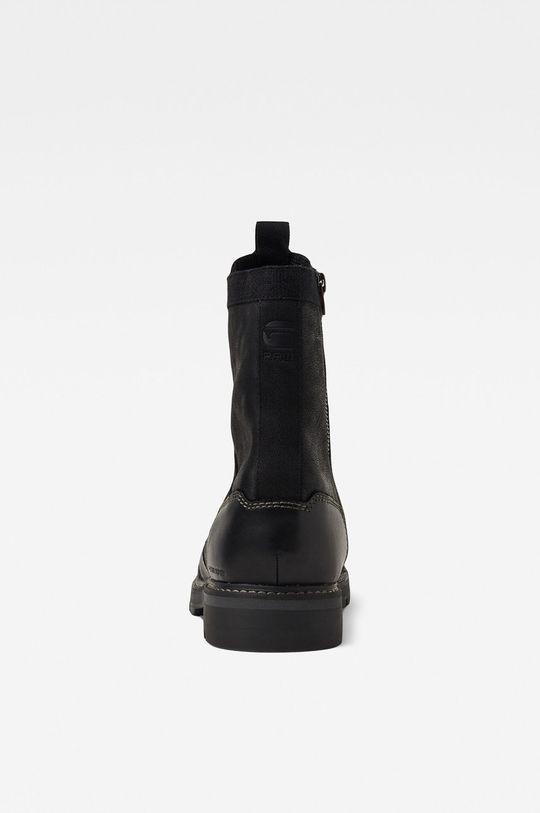 G-Star Raw - Kožené boty  Svršek: Textilní materiál, Přírodní kůže Vnitřek: Textilní materiál Podrážka: Umělá hmota