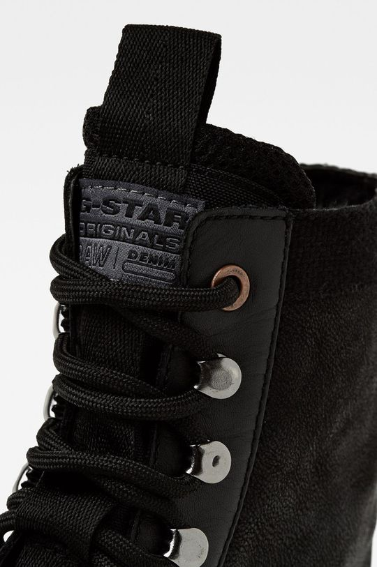 G-Star Raw - Kožené boty Pánský