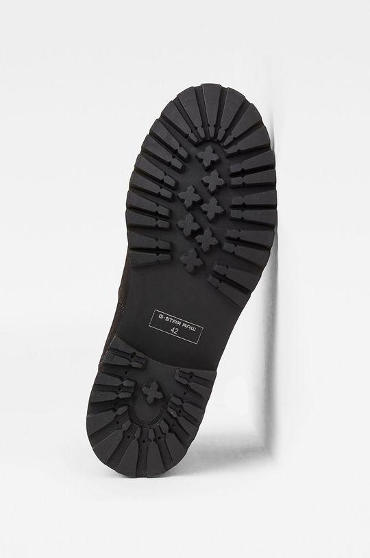 černá G-Star Raw - Kotníkové boty