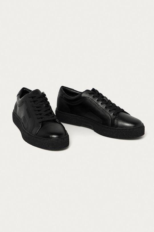 Calvin Klein - Topánky čierna