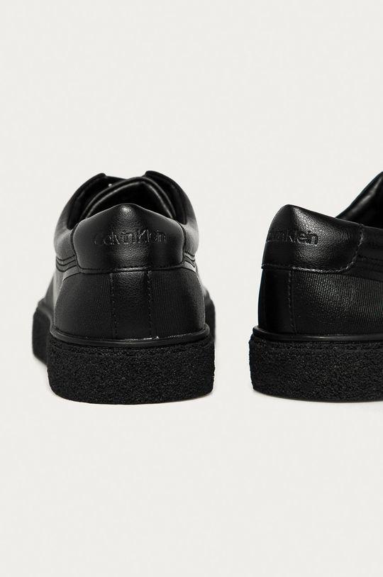 Calvin Klein - Topánky  Zvršok: Syntetická látka, Prírodná koža Vnútro: Syntetická látka Podrážka: Syntetická látka
