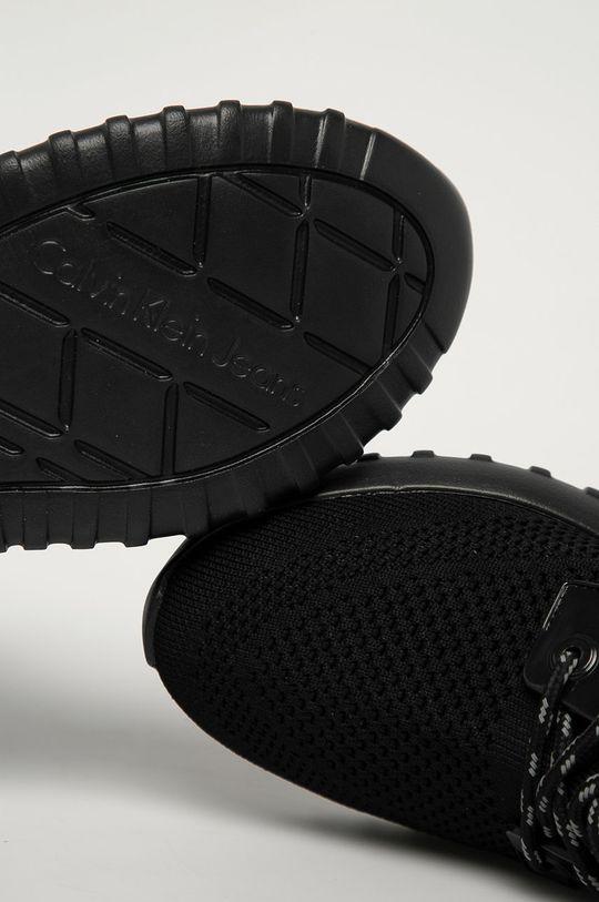 fekete Calvin Klein Jeans - Cipő